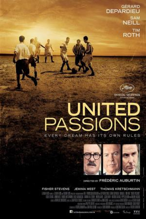 United Passions: La Légende du Football (2014)