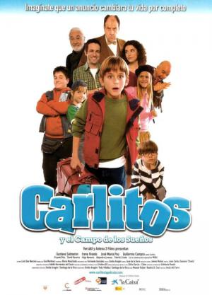 Carlitos, le but de ses rêves (2008)