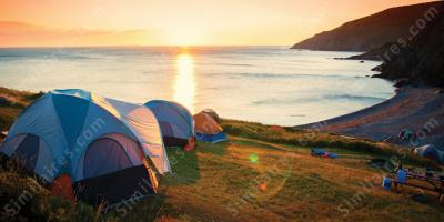 camping films
